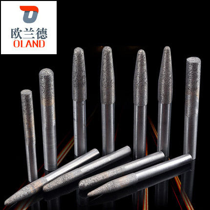 High Performance Sintered Diamond Carving Burrs In Sculptures Making